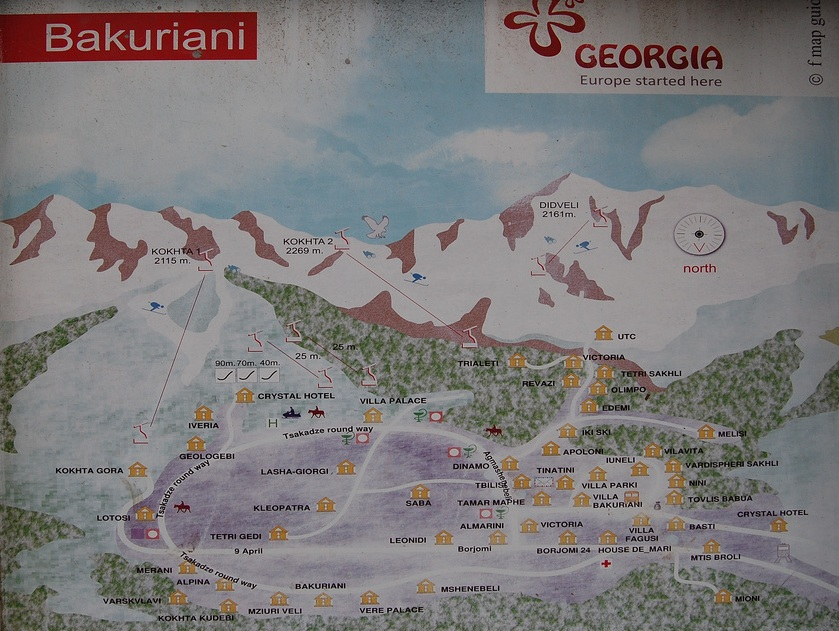 bakuriani_ski_map