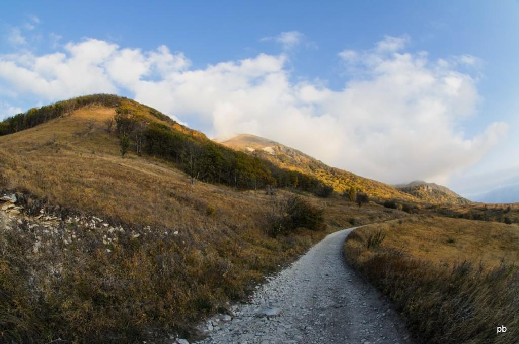 Дорога вокруг Бештау